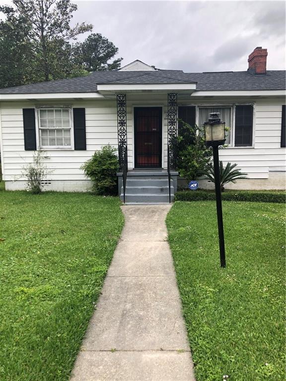 106 Sage Avenue S, Mobile, AL 36606 (MLS #625568) :: Berkshire Hathaway HomeServices - Cooper & Co. Inc., REALTORS®