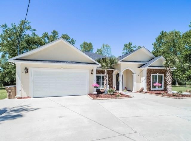 7500 Old Military Road, Theodore, AL 36582 (MLS #625658) :: Jason Will Real Estate
