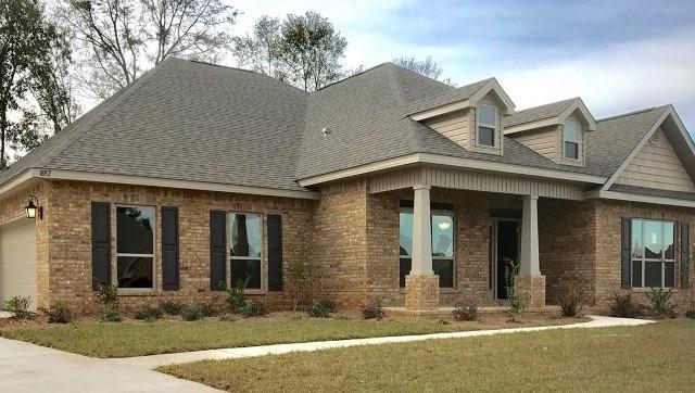 1876 Gwin Court, Mobile, AL 36695 (MLS #626728) :: Jason Will Real Estate