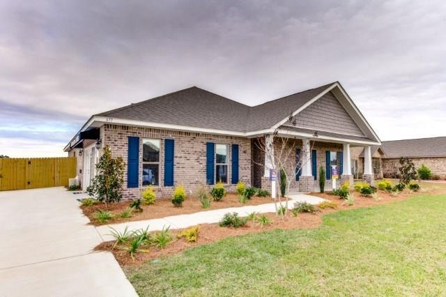 9025 Amelia Drive, Mobile, AL 36695 (MLS #626733) :: Berkshire Hathaway HomeServices - Cooper & Co. Inc., REALTORS®