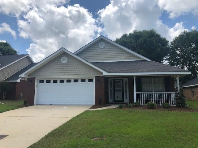 2648 Rosebud Drive E, Mobile, AL 36695 (MLS #626899) :: Berkshire Hathaway HomeServices - Cooper & Co. Inc., REALTORS®
