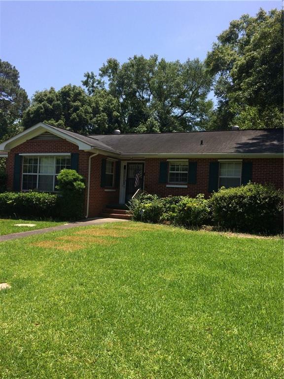 413 Hillside Drive, Chickasaw, AL 36611 (MLS #627030) :: Jason Will Real Estate