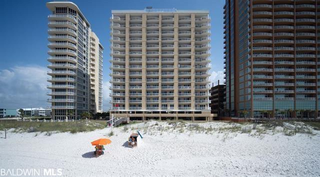 809 Beach Boulevard W #601, Gulf Shores, AL 36542 (MLS #628644) :: Berkshire Hathaway HomeServices - Cooper & Co. Inc., REALTORS®