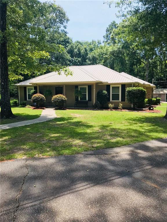 10855 South Ridge Drive S, Semmes, AL 36575 (MLS #628842) :: Berkshire Hathaway HomeServices - Cooper & Co. Inc., REALTORS®