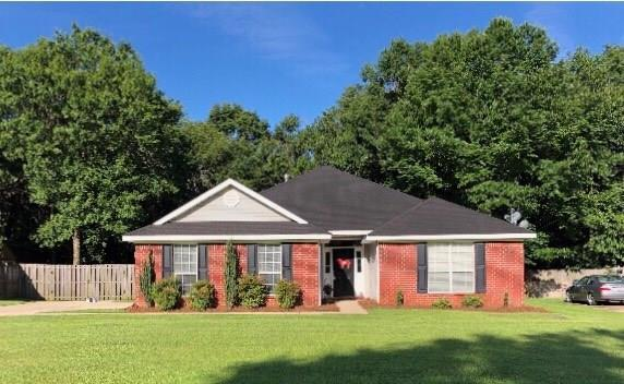 5370 Elgin Drive W, Grand Bay, AL 36541 (MLS #629035) :: JWRE Mobile
