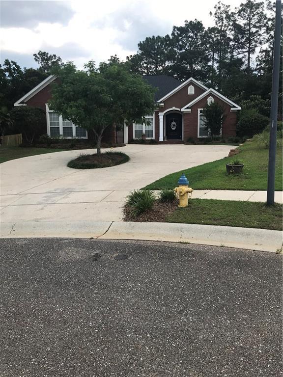 8425 Chapel Hill Court, Mobile, AL 36695 (MLS #629443) :: Berkshire Hathaway HomeServices - Cooper & Co. Inc., REALTORS®