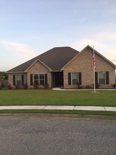 2109 Bourbon Street, Foley, AL 36535 (MLS #629879) :: Berkshire Hathaway HomeServices - Cooper & Co. Inc., REALTORS®