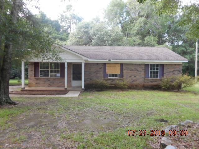 9071 Chunchula-Georgetown Road, Chunchula, AL 36521 (MLS #630675) :: Jason Will Real Estate