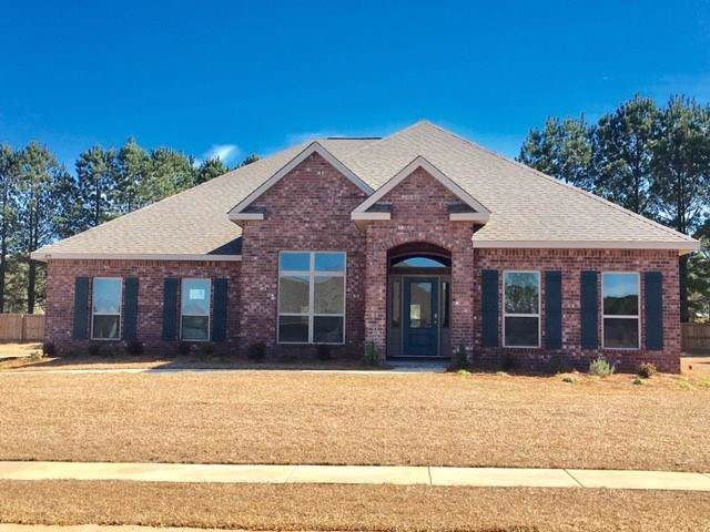 1803 Amelia Drive E, Mobile, AL 36695 (MLS #631982) :: Berkshire Hathaway HomeServices - Cooper & Co. Inc., REALTORS®