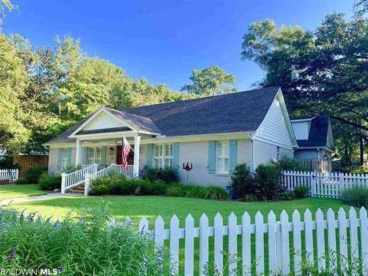 257 Fig Avenue, Fairhope, AL 36532 (MLS #632113) :: Berkshire Hathaway HomeServices - Cooper & Co. Inc., REALTORS®
