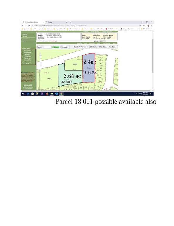 0 Cottage Hill Road, Mobile, AL 36693 (MLS #632115) :: Berkshire Hathaway HomeServices - Cooper & Co. Inc., REALTORS®