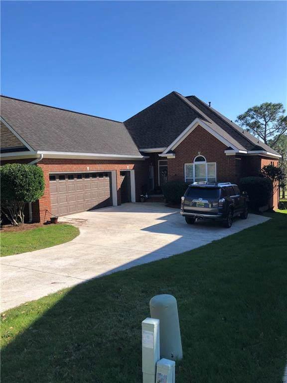4109 Blue Heron Ridge, Mobile, AL 36693 (MLS #632241) :: Berkshire Hathaway HomeServices - Cooper & Co. Inc., REALTORS®