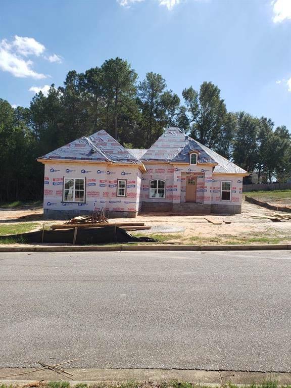 1 Sonrisa Drive, Saraland, AL 36571 (MLS #632944) :: Berkshire Hathaway HomeServices - Cooper & Co. Inc., REALTORS®