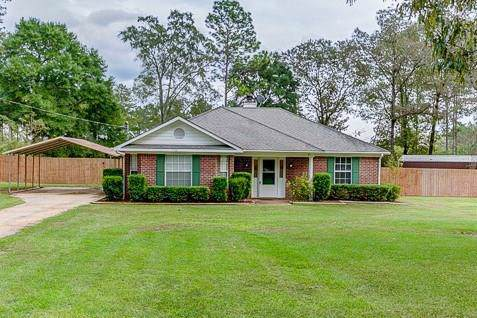 7726 Cuss Fork Road, Wilmer, AL 36587 (MLS #633248) :: Jason Will Real Estate