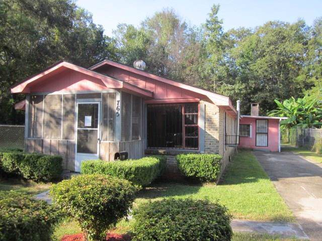 765 Welworth Street, Mobile, AL 36617 (MLS #633286) :: Jason Will Real Estate