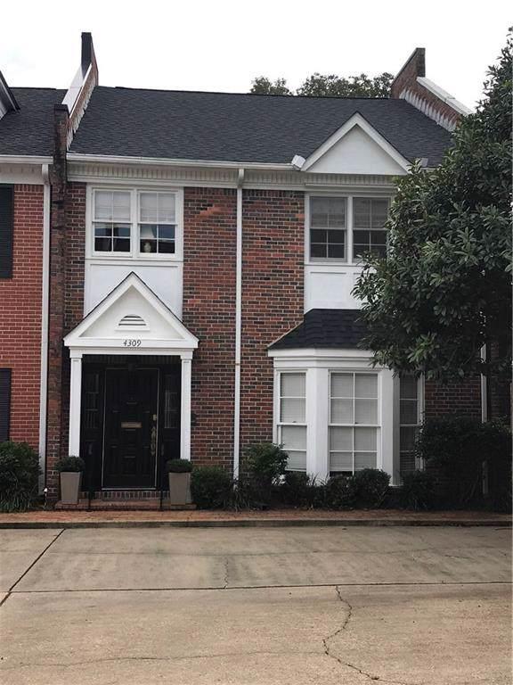 4309 Dilston Place, Mobile, AL 36608 (MLS #633708) :: Berkshire Hathaway HomeServices - Cooper & Co. Inc., REALTORS®