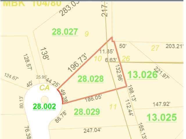 0 Stonebridge Court #10, Mobile, AL 36695 (MLS #634374) :: JWRE Powered by JPAR Coast & County
