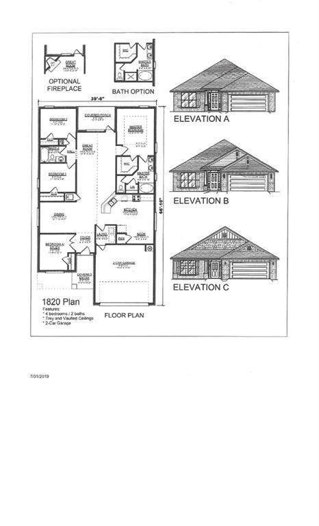 9363 Blueberry Lane, Irvington, AL 36544 (MLS #634502) :: Berkshire Hathaway HomeServices - Cooper & Co. Inc., REALTORS®
