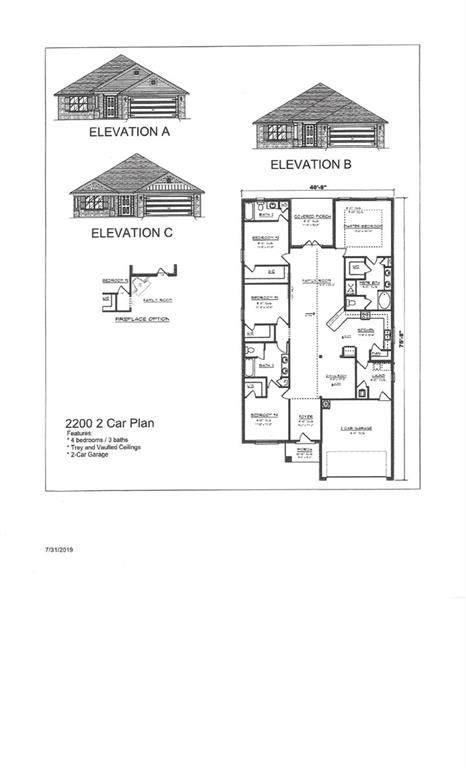 9351 Blueberry Lane, Irvington, AL 36544 (MLS #634514) :: Berkshire Hathaway HomeServices - Cooper & Co. Inc., REALTORS®