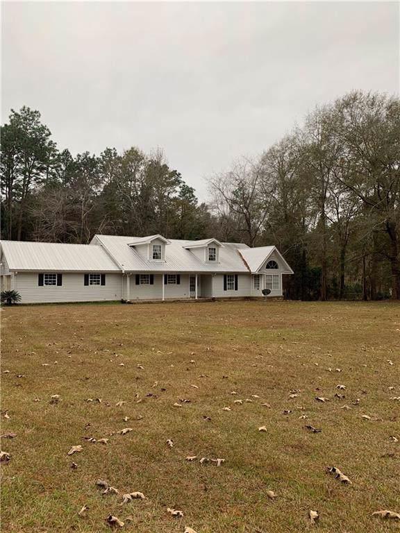 8489 Wards Lane, Semmes, AL 36575 (MLS #634798) :: Berkshire Hathaway HomeServices - Cooper & Co. Inc., REALTORS®