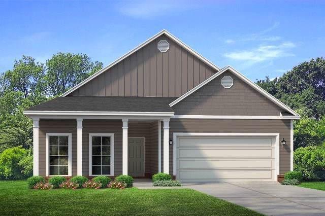 1372 Rosefield Drive W, Mobile, AL 36695 (MLS #635886) :: JWRE Powered by JPAR Coast & County