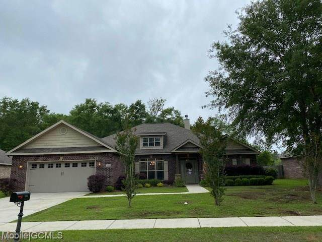 2068 Graceland Court, Mobile, AL 36695 (MLS #638374) :: JWRE Powered by JPAR Coast & County