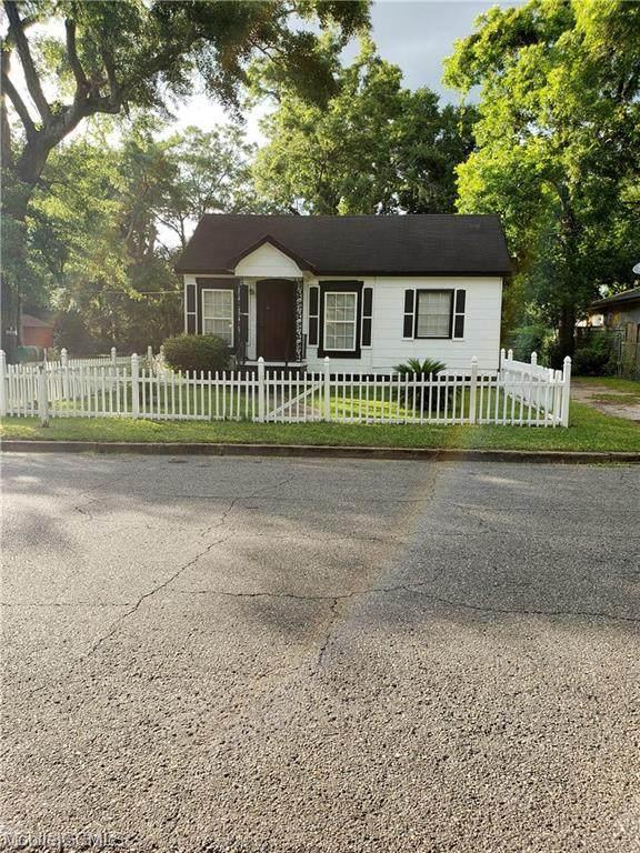 1904 Luckie Avenue, Mobile, AL 36617 (MLS #639777) :: JWRE Powered by JPAR Coast & County
