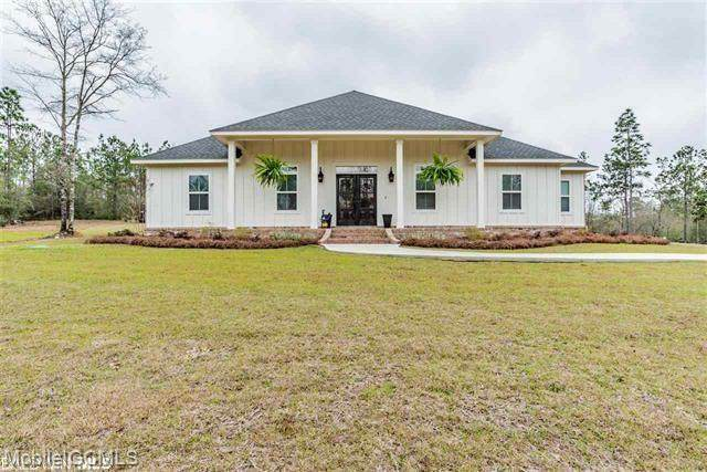 11302 County Road 138, Bay Minette, AL 36507 (MLS #640005) :: Berkshire Hathaway HomeServices - Cooper & Co. Inc., REALTORS®