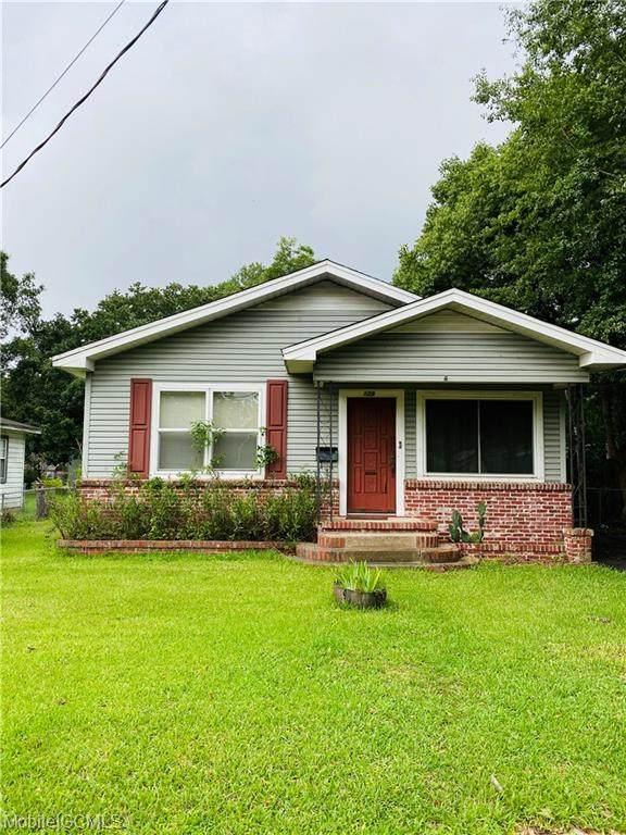 129 Durant Street, Mobile, AL 36607 (MLS #641452) :: Mobile Bay Realty