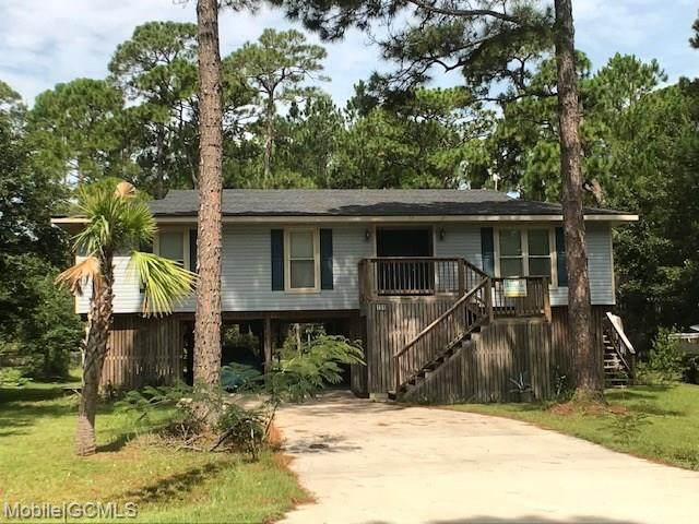 131 Audubon Street, Dauphin Island, AL 36528 (MLS #642316) :: JWRE Powered by JPAR Coast & County