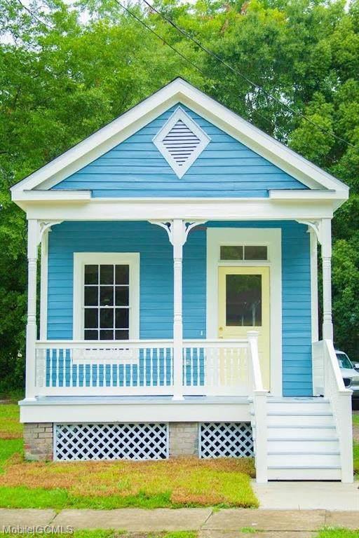 458 George Street, Mobile, AL 36604 (MLS #642339) :: Mobile Bay Realty