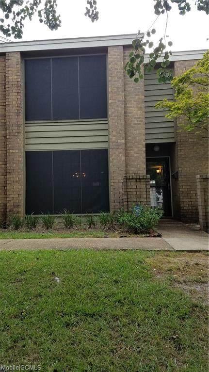 2901 Grant Street #202, Mobile, AL 36606 (MLS #643084) :: Mobile Bay Realty