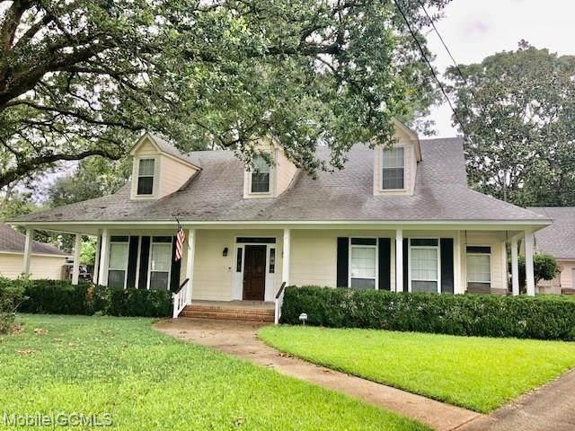5916 Cansler Drive, Mobile, AL 36609 (MLS #643095) :: Berkshire Hathaway HomeServices - Cooper & Co. Inc., REALTORS®