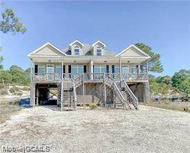 330 Audubon Place A, Dauphin Island, AL 36528 (MLS #643344) :: Mobile Bay Realty