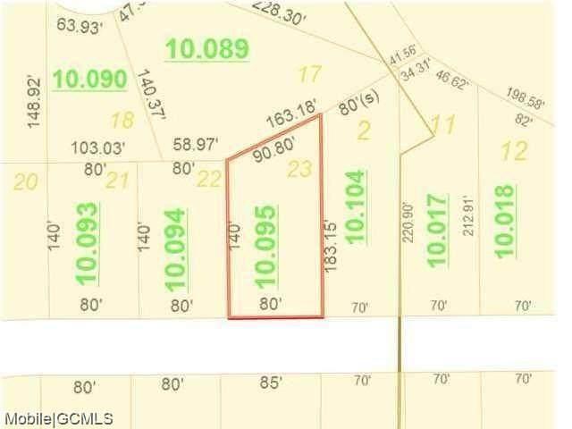 0 Augusta Drive #23, Mobile, AL 36695 (MLS #643712) :: Mobile Bay Realty