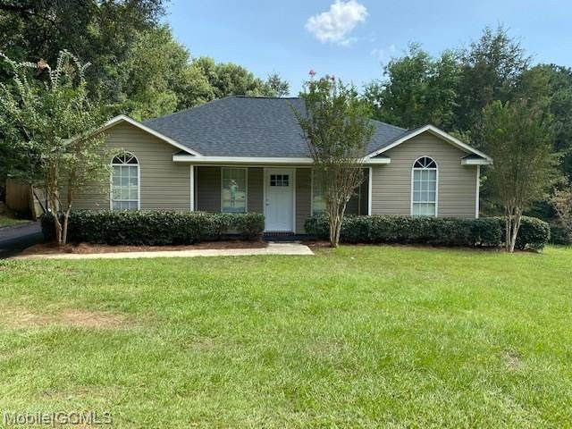 6377 Old Pascagoula Road, Theodore, AL 36582 (MLS #644771) :: Mobile Bay Realty
