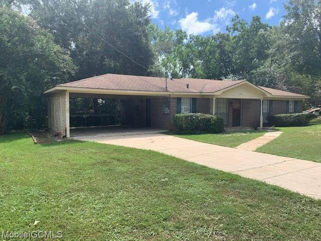 931 Debonair Drive, Mobile, AL 36695 (MLS #644878) :: Berkshire Hathaway HomeServices - Cooper & Co. Inc., REALTORS®