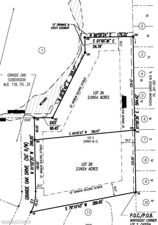 0 Grande Oak Boulevard, Saraland, AL 36571 (MLS #645333) :: Berkshire Hathaway HomeServices - Cooper & Co. Inc., REALTORS®