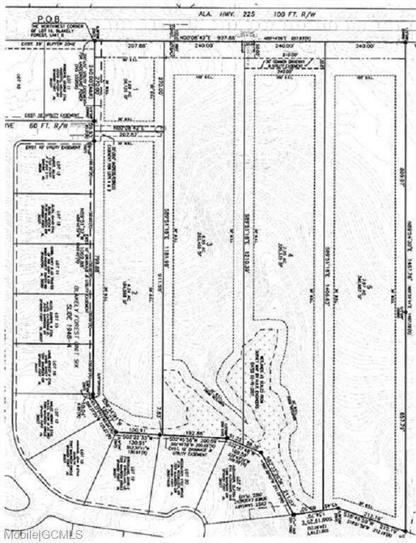 0 Butler Drive #1, Spanish Fort, AL 36527 (MLS #645528) :: Mobile Bay Realty