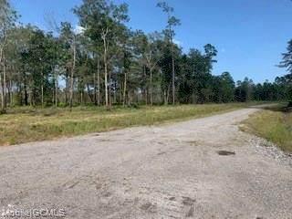 5 Foxtrap Road, Creola, AL 36525 (MLS #645930) :: Berkshire Hathaway HomeServices - Cooper & Co. Inc., REALTORS®