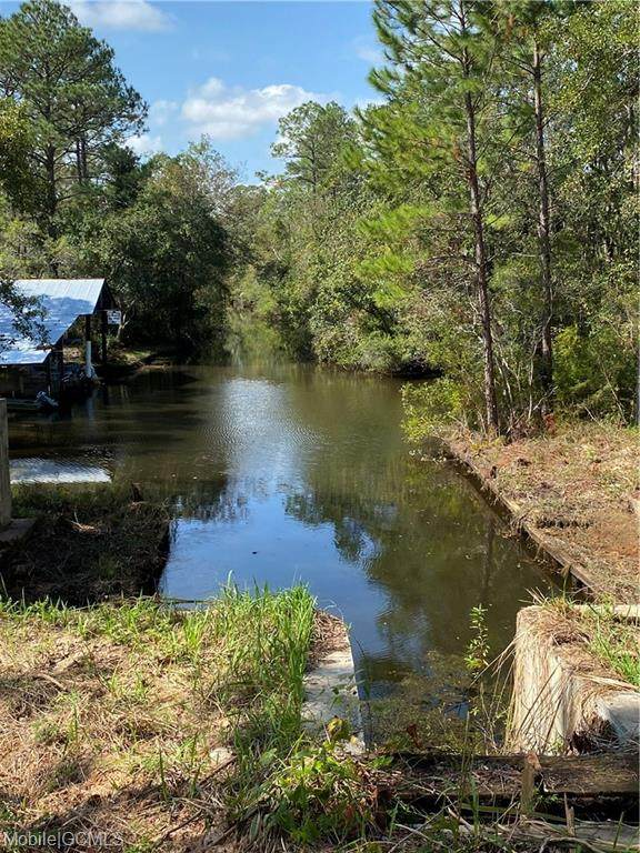 0 Canal Drive, Theodore, AL 36582 (MLS #645961) :: Mobile Bay Realty