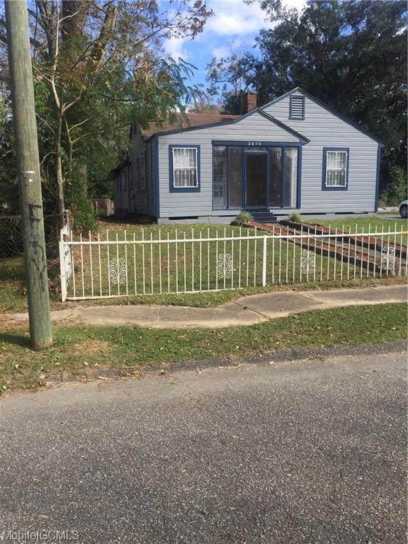2070 Foster Lane #1, Mobile, AL 36605 (MLS #646391) :: Berkshire Hathaway HomeServices - Cooper & Co. Inc., REALTORS®