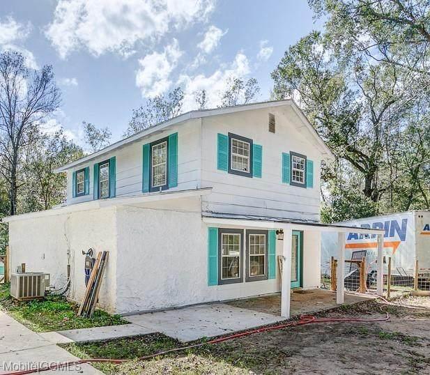 8401 Lake Myrtle Drive, Theodore, AL 36582 (MLS #646456) :: HergGroup Gulf Coast