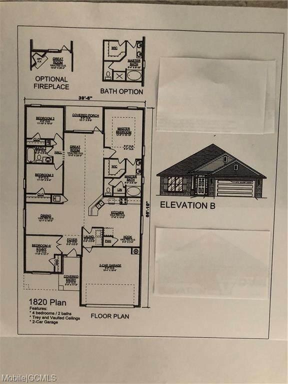 2050 Whitebark Drive, Semmes, AL 36575 (MLS #646607) :: Berkshire Hathaway HomeServices - Cooper & Co. Inc., REALTORS®