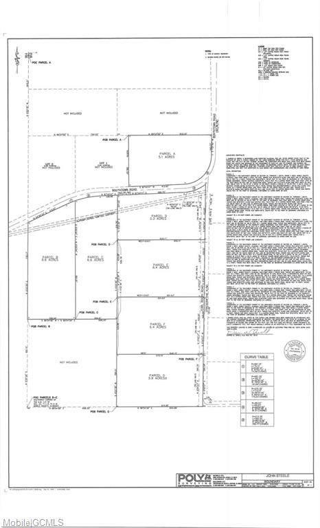 0 Boothtown Road #1, Citronelle, AL 36522 (MLS #646772) :: Berkshire Hathaway HomeServices - Cooper & Co. Inc., REALTORS®