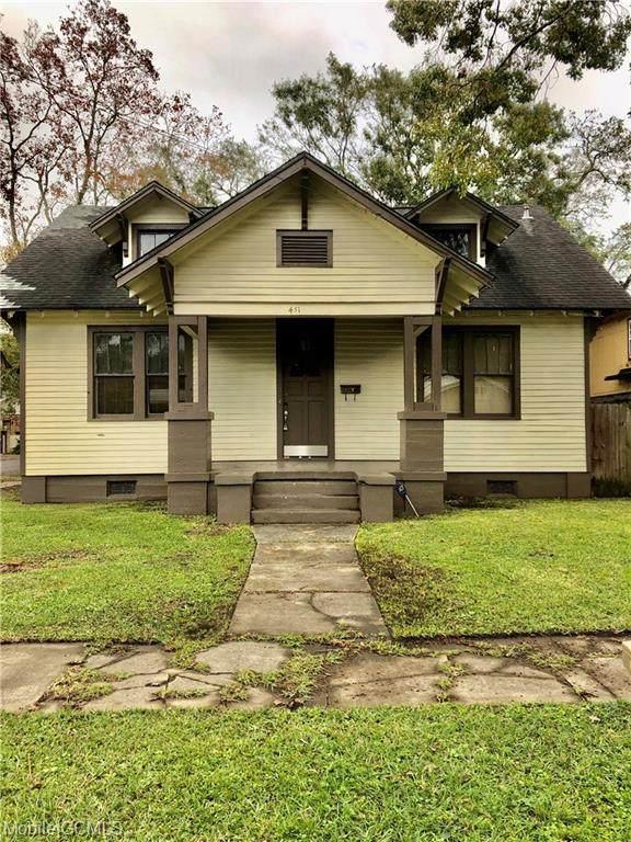 451 Michigan Avenue, Mobile, AL 36604 (MLS #646834) :: Berkshire Hathaway HomeServices - Cooper & Co. Inc., REALTORS®