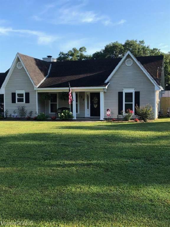 117 Bayou Avenue E, Satsuma, AL 36572 (MLS #646838) :: Berkshire Hathaway HomeServices - Cooper & Co. Inc., REALTORS®