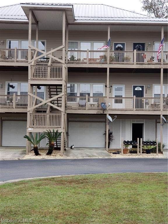 4 Yacht Club Drive #134, Daphne, AL 36526 (MLS #646972) :: Mobile Bay Realty