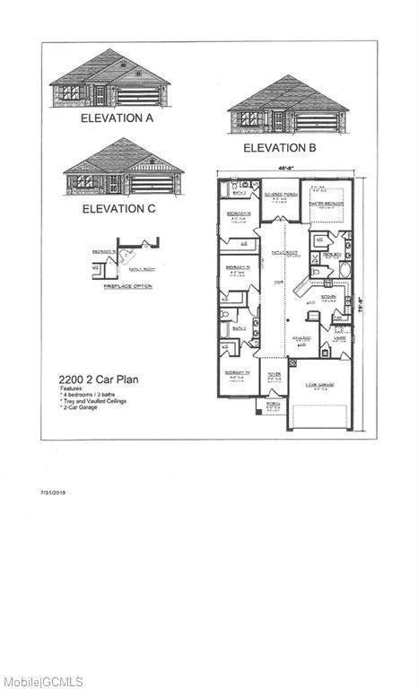 9362 Blueberry Lane, Irvington, AL 36544 (MLS #647223) :: Berkshire Hathaway HomeServices - Cooper & Co. Inc., REALTORS®