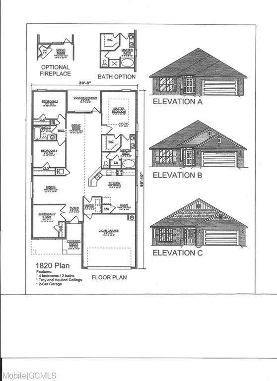 6354 Blueberry Court, Irvington, AL 36544 (MLS #647224) :: Berkshire Hathaway HomeServices - Cooper & Co. Inc., REALTORS®
